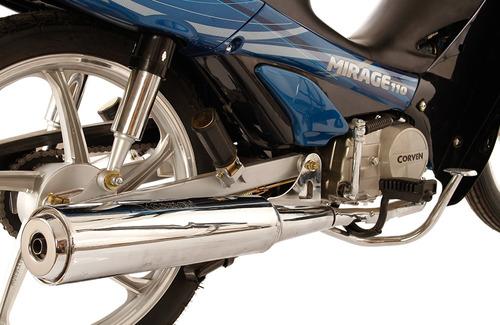corven mirage 110 full r2 - lidermoto - tigre delivery