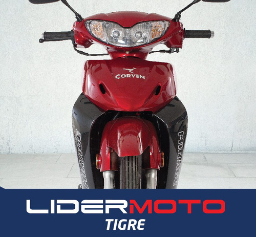 corven mirage 110 r2 base - lidermoto  créditos