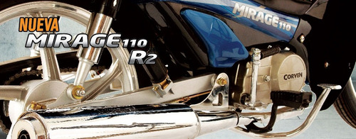 corven mirage 110 serie r2 - 0km - bonetto motos.