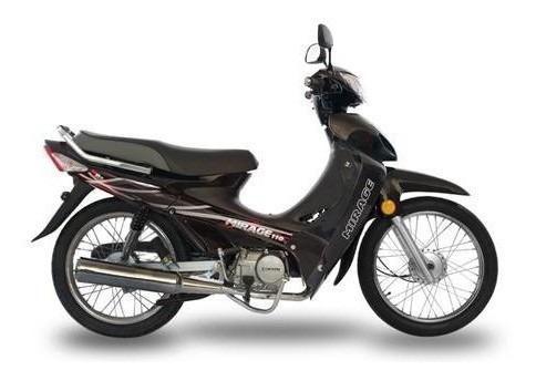 corven mirage 110cc - motozuni luján