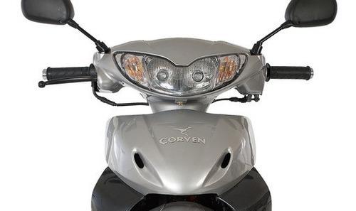 corven mirage 110cc - motozuni  san justo