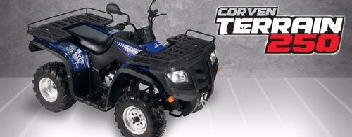 corven terrain 250