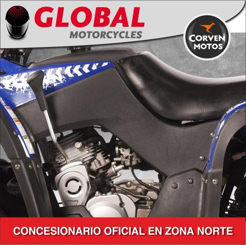corven terrain 250 cuad- ent.inmediata- global motorcycles
