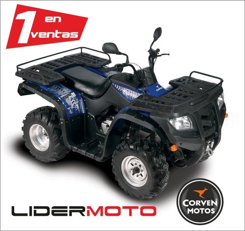 corven terrain 250-cuatriciclo- lidermoto - san justo