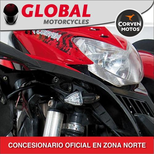 corven terrain 250 x cuad- ent.inmediata- global motorcycles