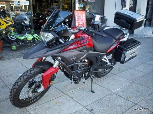 corven touring 250 0km triax motos ap
