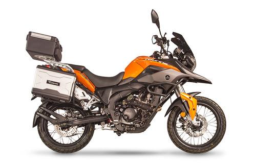 corven touring 250 0km.2019 masera motos- solo c/dni- m