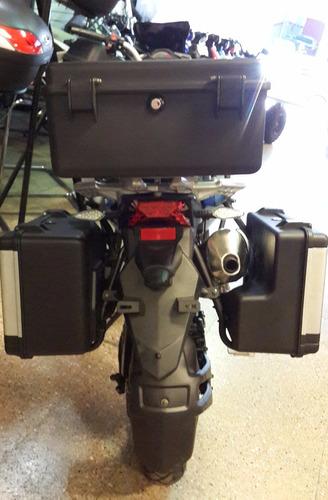 corven touring 250 2017 0km - bondio motos