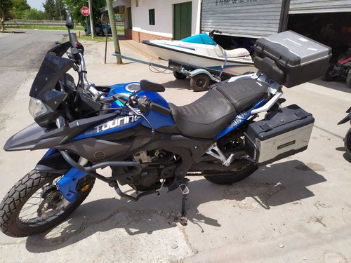 corven touring 250 impecable!!!!