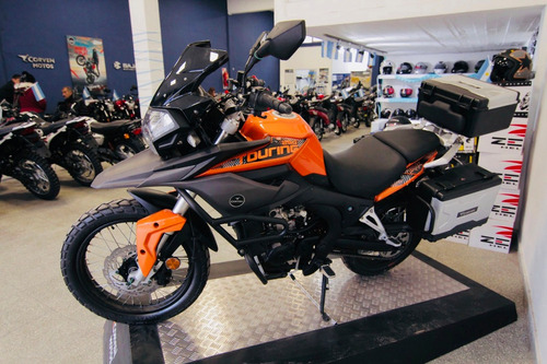corven touring 250 triax 0km 2018 pune motos exclusivo