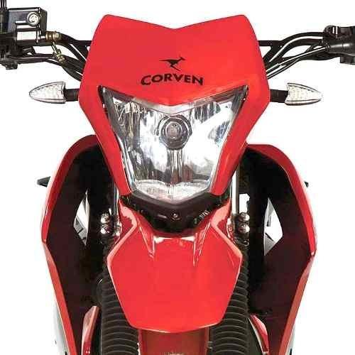 corven triax 150 12 ctas $3924 motoroma
