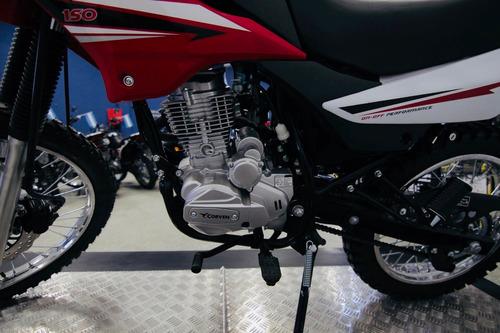corven triax 150 2020 0km pune motos exclusivo corven