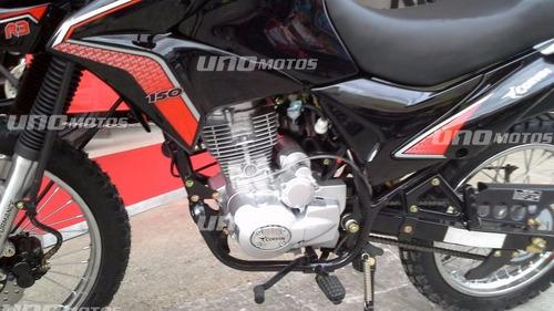 corven triax 150 cc r3 rayo mejor que skua
