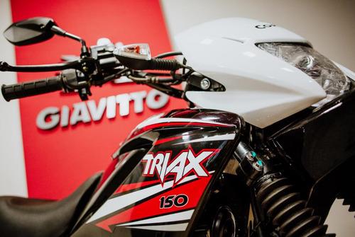 corven triax 150 - giavitto motos