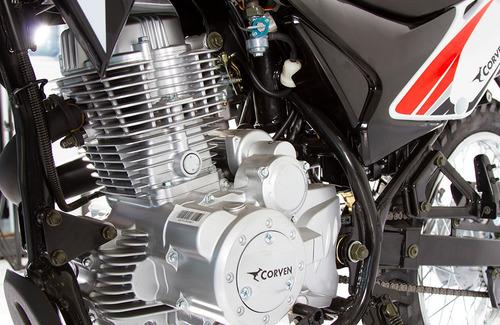 corven triax 150 motozuni burzaco