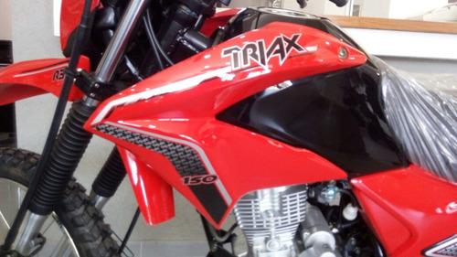corven triax 150 r3 0km 2018 delisio motos