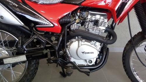 corven triax 150 r3 0km 2019 ahora 12/18!!!!!! delisio motos
