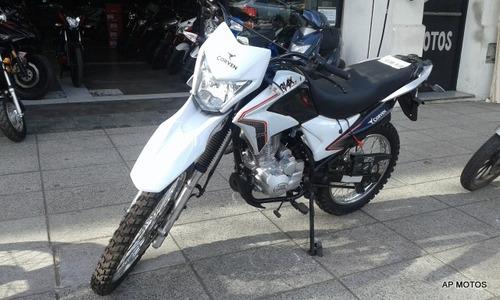 corven triax 150 r3 2018 0km autoport motos