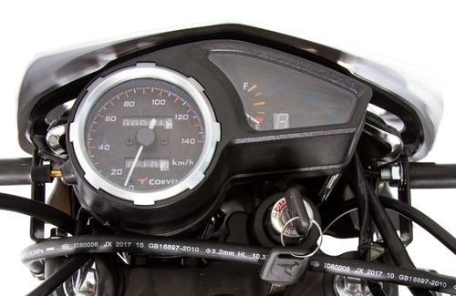 corven triax 150 r3  - lidermoto
