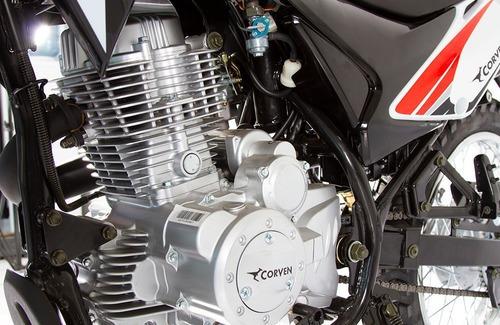 corven triax 150 r3 - motozuni  pilar