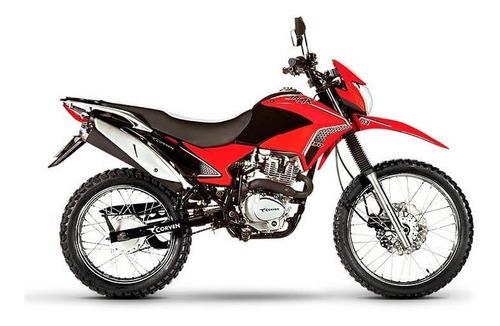 corven triax 150 r3! start motos 32