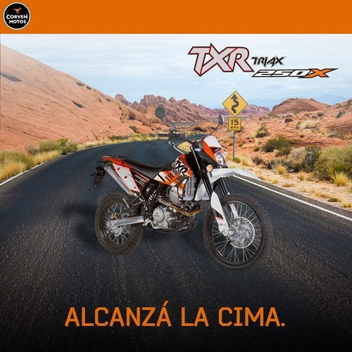 corven triax 150cc - motozuni  avellaneda