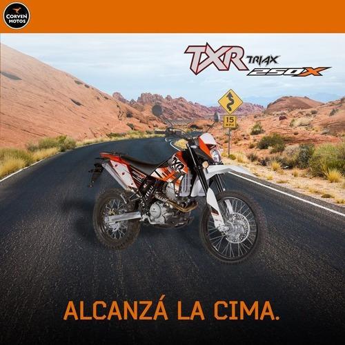 corven triax 150cc - motozuni  ituzaingó
