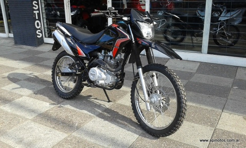 corven triax 200 motos
