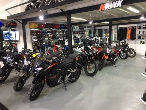 corven triax 200 motos
