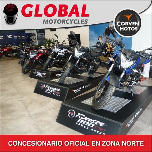 corven triax 200 r3 - ent.inmediata- global motorcycles