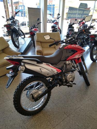 corven triax 200 r3 - full motos