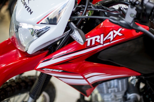 corven triax 200 r3  - global motorcycles