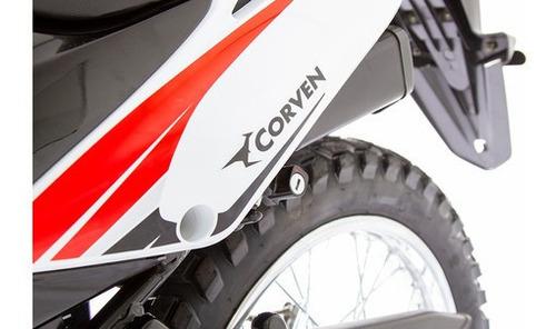 corven triax 200cc - motozuni  r. castillo