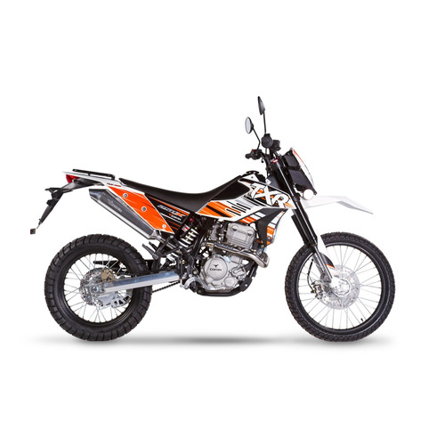 corven triax 250 enduro motos