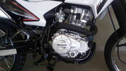 corven triax 250 r3 0km 2018 delisio motos