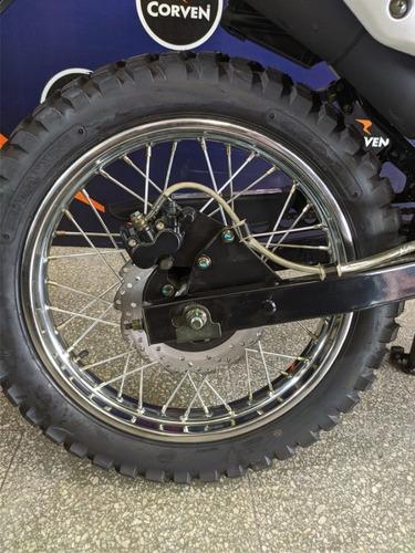 corven triax 250 r3 0km 2020 pune motos exclusivo