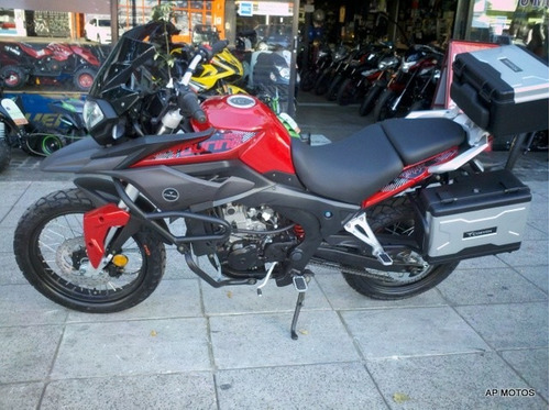 corven triax 250 touring 0km autoport