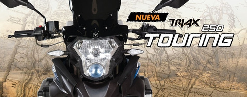 corven triax 250 touring 0km autoport motos