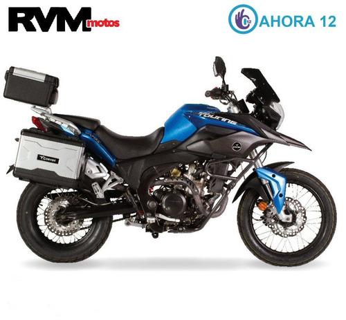 corven triax 250 touring 0km excelente para viajes - rvm