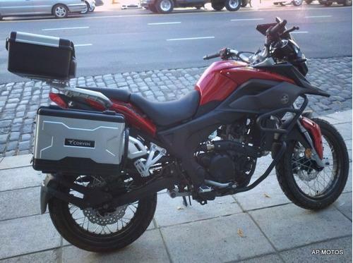 corven triax 250 touring 0km motos ap