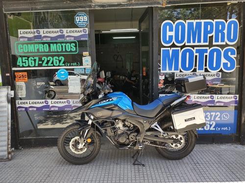corven triax 250 touring 2016 - alfamotos 1127622372 permuto