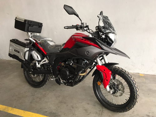 corven triax 250 touring 2017