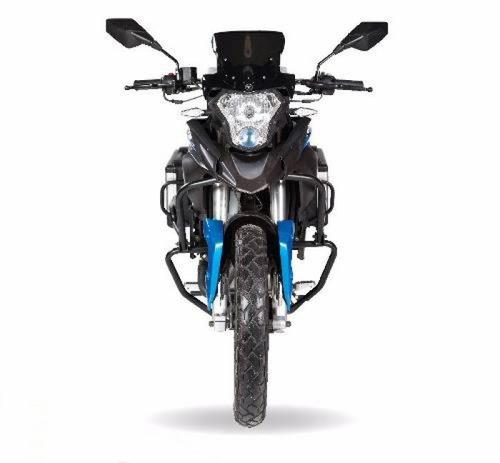 corven triax 250 touring 2020 0km ideal para ruta - rvm