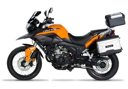 corven triax 250 touring 250 c.c. turismo trial dompa motos