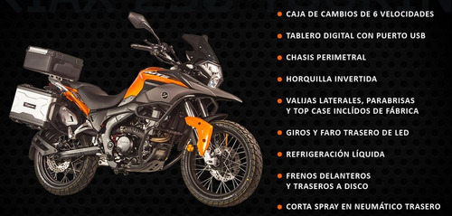 corven triax 250 touring 250cc 0km 2018 999 motos