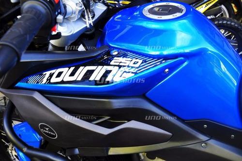 corven triax 250 touring
