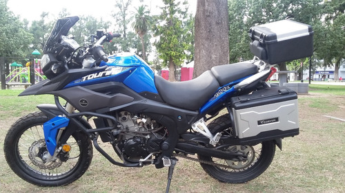corven triax 250 touring