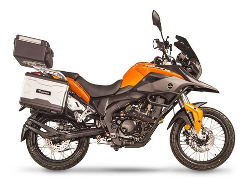corven triax 250 touring - isafranco