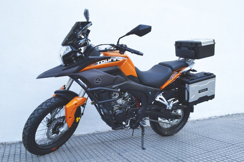 corven triax 250 touring - lidermoto