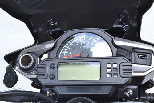 corven triax 250 touring lidermoto quilmes